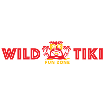 Wild Tiki Fun Zone - Buy One Get One Play Card