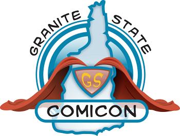50% OFF Granite State Comic-Con Day Passes