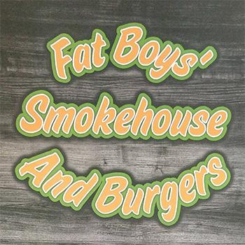 Fat Boys' Smokehouse and Burger