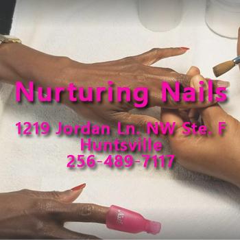 Nurturing Nails-Pedicures