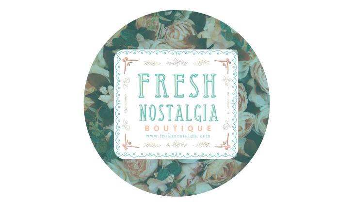 Fresh Nostalgia Boutique in Market Square!