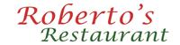 ROBERTOS RESTAURANT
