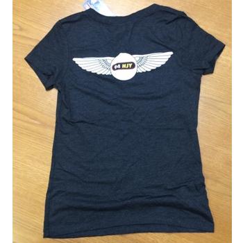 94HJY - Woman's Wings Tee