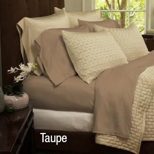 Wonderful 4 Piece Set: Super Soft 1800 Series Bamboo Fiber Bed Sheets  $34.99
