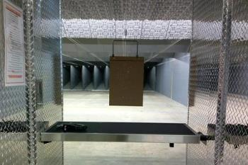 Total Defense 5-Session Shooting Range Punch Card