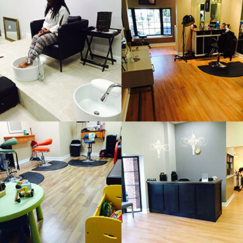 J Venture Salon & Spa