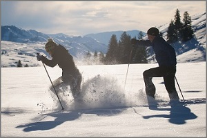 $600 voucher for lodging and $175 towards the resturant - Sun Mountain Lodge
