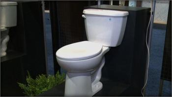 Toilet - Gerber Viper Round