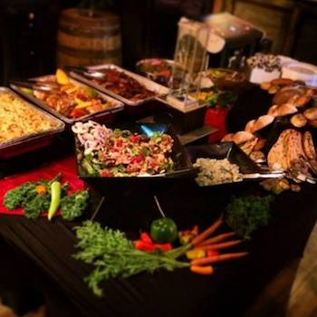 Catering from Twelve Whiskey BBQ!