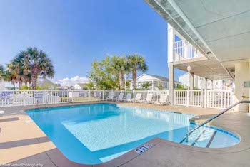 August 4th Myrtle Beach Vacation at Cherry Grove Villas!