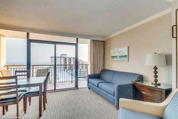August Vacations at Caravelle Resort in Myrtle Beach!