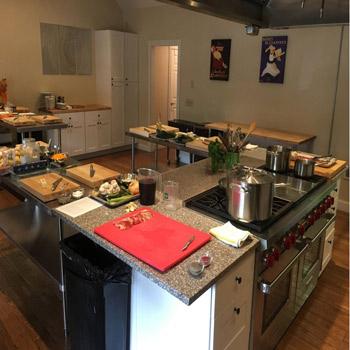 Savoir Cooking & Wine