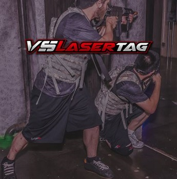 Virtual Sports - Tactical Laser Tag for 4