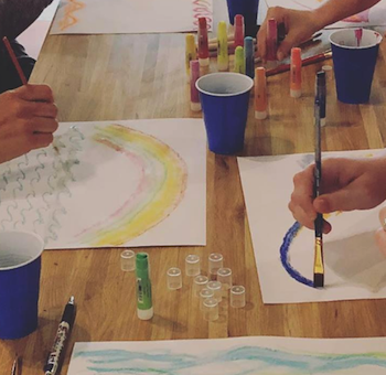 Kids Birthday Parties at Art Imagined in Wexford!