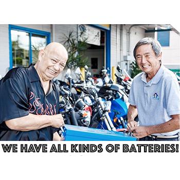 Battery Bill's for half price!!!