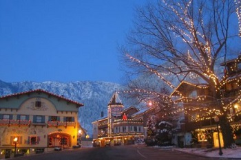 Icicle Village - Two night stay including a growler from icicle Brewing Company and $60 towards dinner.