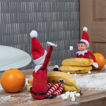 Poseable Naughty Elf - $11.99 with FREE shipping!