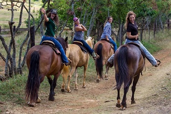 Gunstock Ranch - Half Price Trail Rides