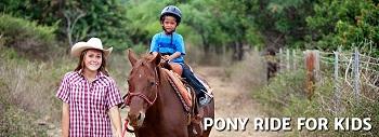 Gunstock Ranch - Keiki Pony Rides