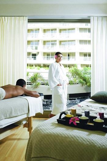La'akea Spa - Four Hands Massage