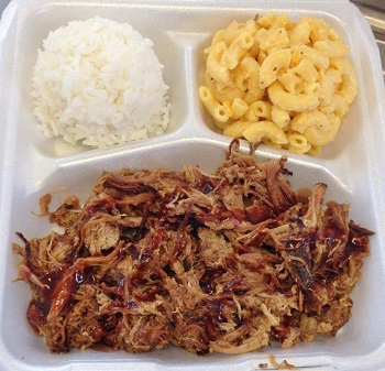 Tin Hut BBQ -  Meal for Two - BOGO!