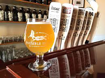 Get $50 to Thimble Island Brewery for $25!