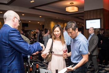 Minnesota Monthly Food and Wine Experience 2019 Grand Red Tasting