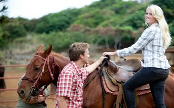 Gunstock Ranch - Sweetheart Ride for Two 50% OFF