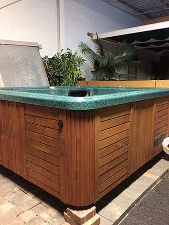 Master Spa Hot Tub