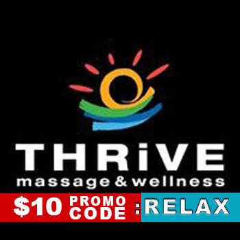 Thrive Massage & Wellness
