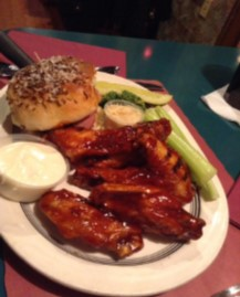 Enjoy $20 worth of Food & Drink for only $10 at Mr. Bill's