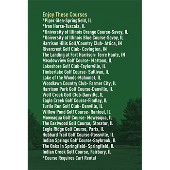 2019 Golf Tour Extravaganza