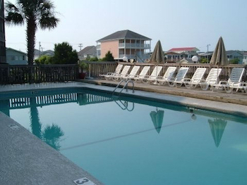 Week of  8/24 at Sea Watch Inn in Garden City, SC!