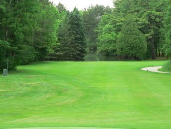 The Ridges Golf Course get 1 round of 18 holes with cart for 2 people for $50 - a $100 value