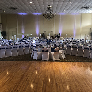 Columbia Country Club Wedding Booking