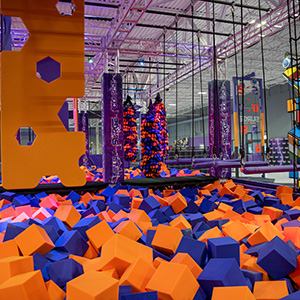 SURGE : Four 1-Hour Jump Passes