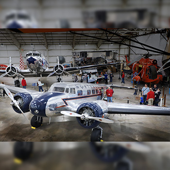 Get $60 to New England Air Museum for $30