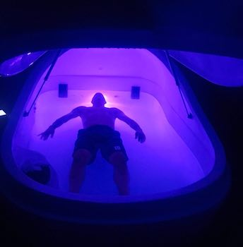 Float Therapy at Regeneration Pittsburgh in Wexford!