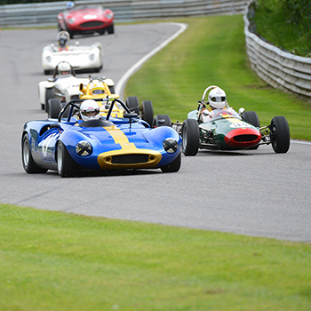 Buy 1 Get 1 Free Tickets to Lime Rock Park's Historic Festival!