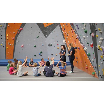 $50 for $25 at STEEPWORLD Climbing & Fitness