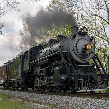 Fall Excursion Train Ride