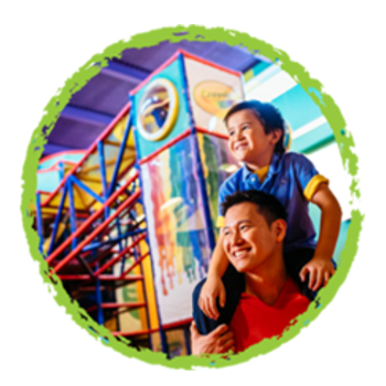 Two  General Admission Tickets to Crayola Experience for $21