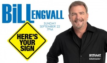 Deadwood Mountain Grand Two-For-One Tickets to Bill Engvall