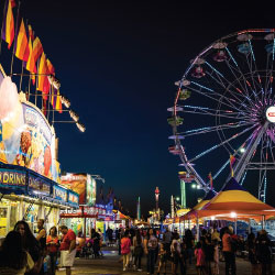 Buy 2 Tickets, Get 2 Tickets to the 2019 Heart O' Texas Fair & Rodeo