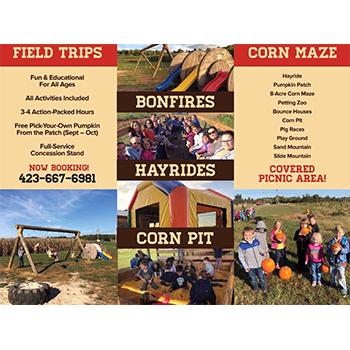 Hyde Farms Corn Maze