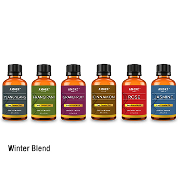 Aromatherapy 100% Pure Therapeutic-Grade Essential-Oils - $17.99 with FREE Shipping!