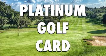 Platinum Golf Card