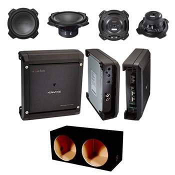 Sounds on Wheels Package Offer #2