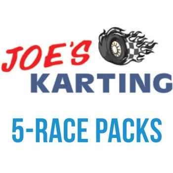Joe's Karting - 5-Race Packs