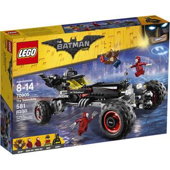 LEGOLAND Discovery Center Chicago - LEGOLAND Annual Passes and Batman Batmobile set